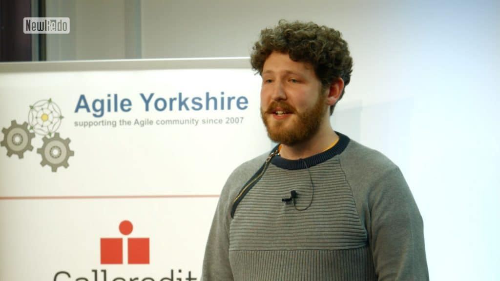 John Le Drew at Agile Yorkshire