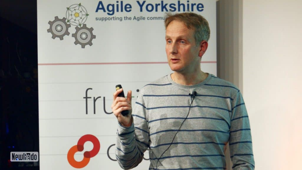 Karl Scotland at Agile Yorkshire