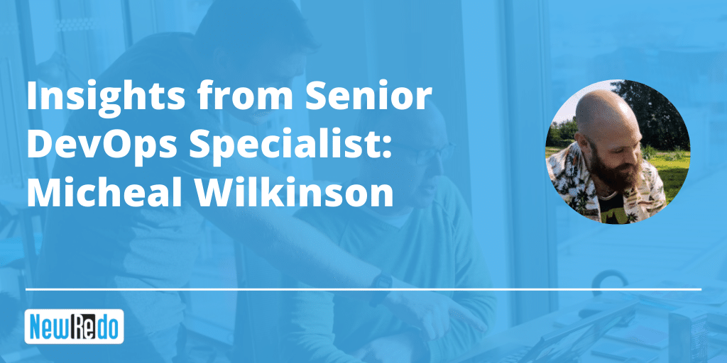 senior devops specialist interview banner